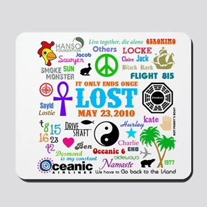 LOST Memories Mousepad